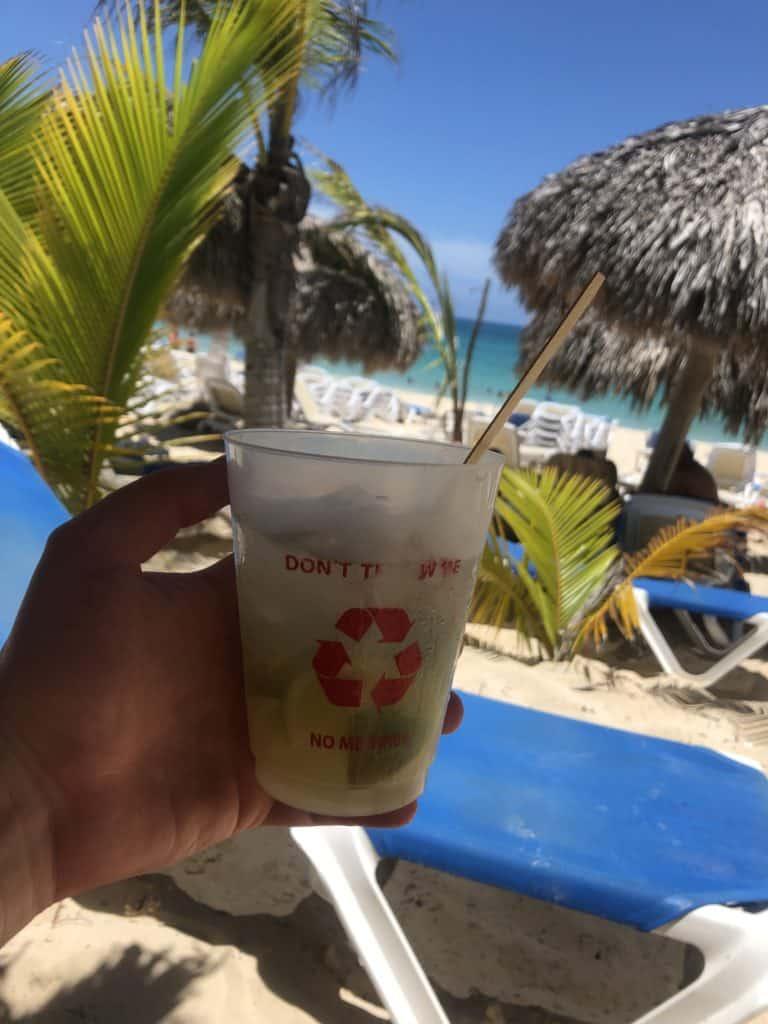 Drinki w hotelu RIU Republica*****
