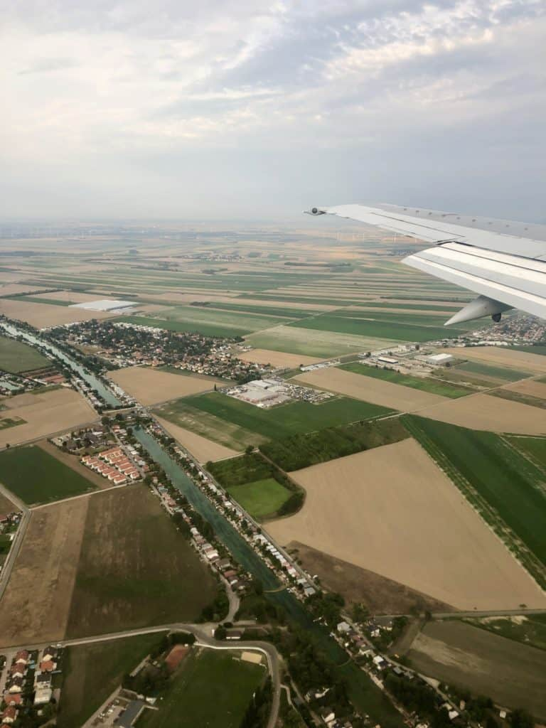 lot samolotem