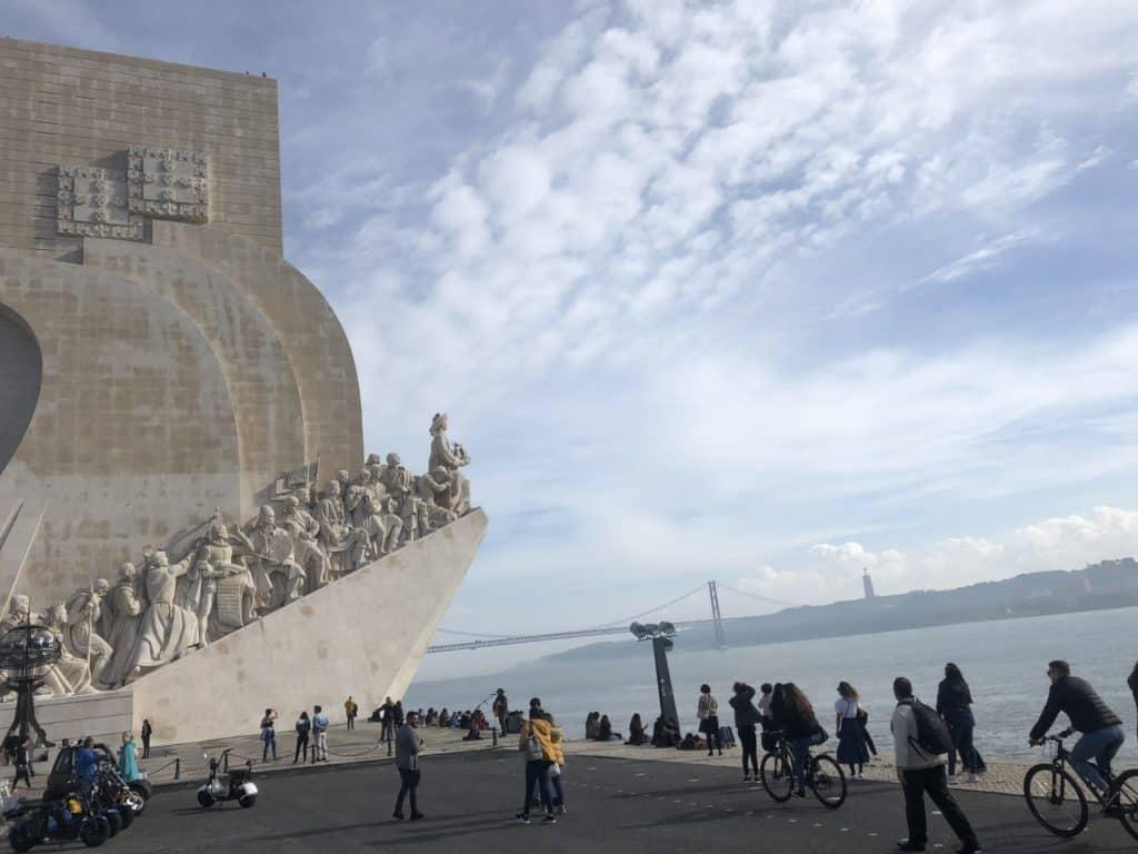 Lizbona: Pomnik Odkrywców