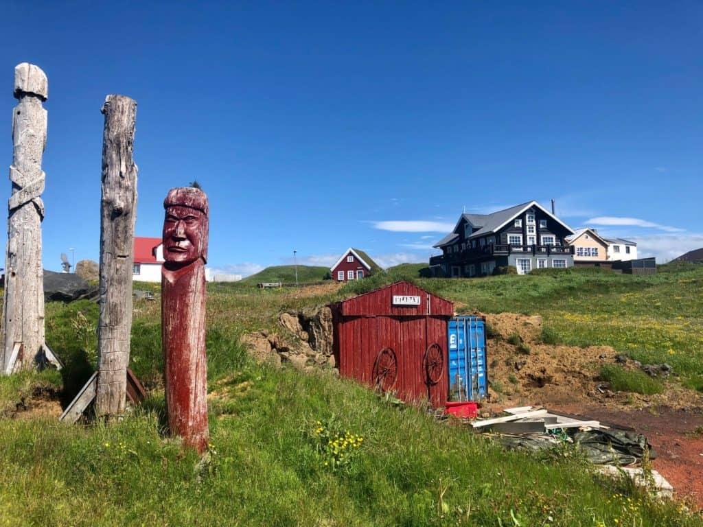 Vestmannaeyjar, Islandia