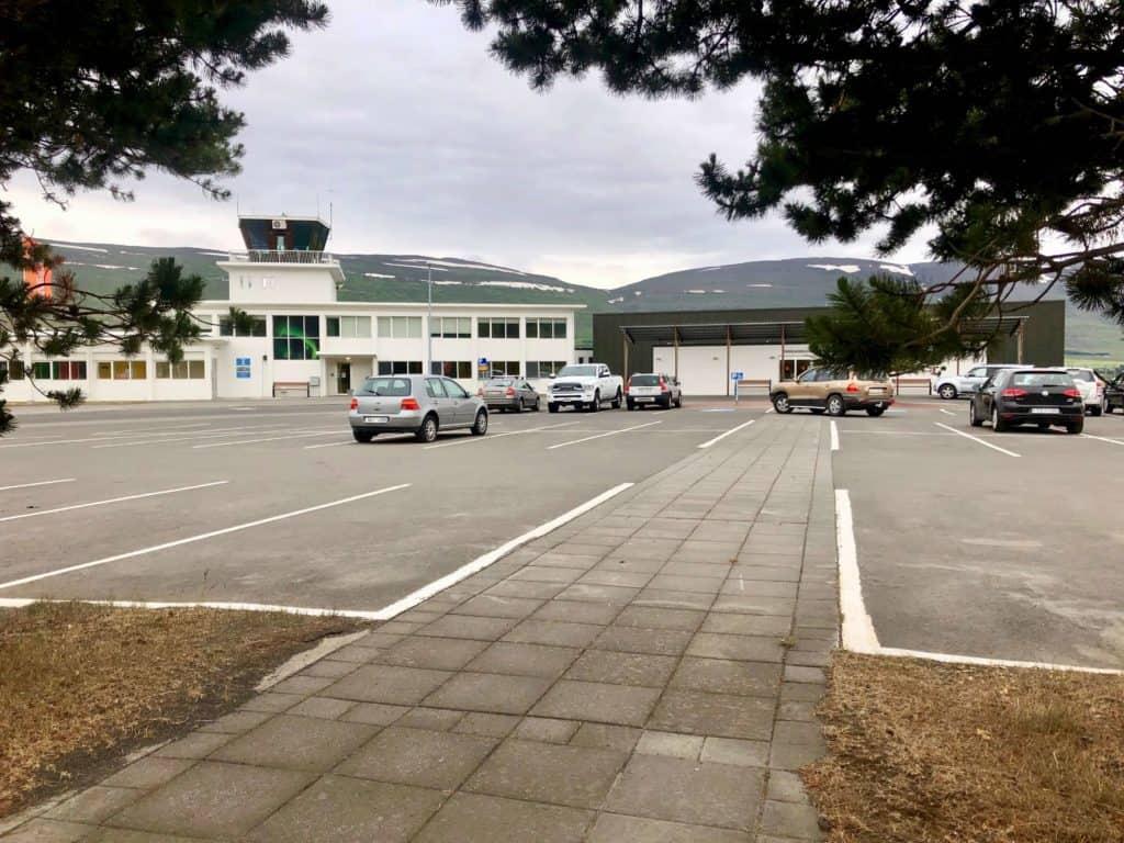 Lotnisko w Akureyri